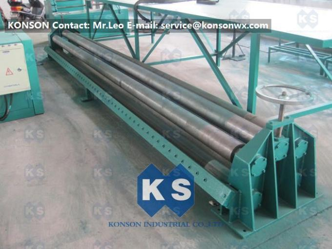 Weaving Width 4300mm Gabion Box Machine With Automatic Stop System
