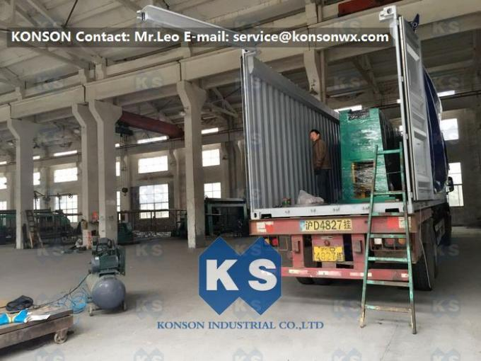 High Speed Auto Hexagonal Mesh Machine for Making Gabion Basket Wire Mesh