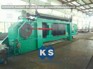 ประเทศจีน High Speed Auto Hexagonal Mesh Machine for Making Gabion Basket Wire Mesh ผู้ผลิต