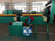 ประเทศจีน Border Reinforcement Gabion Box Machine Mesh Size 80 x 100mm One Year Warranty โรงงาน
