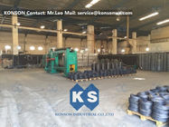 ประเทศจีน 22kw 80 X 100mm Hexagonal  Wire Netting Machine With PLC Control System โรงงาน