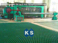 ประเทศจีน High Corrosion Hexagonal Wire Netting Machine For Making Stone Cage 2x1x1m โรงงาน