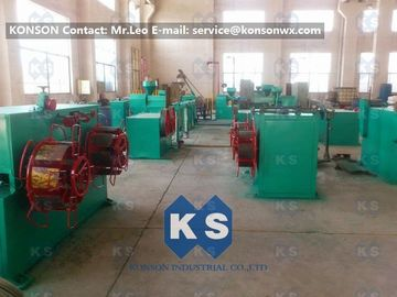 Powder PVC Coating Machine for Making PVC Coated Wire Gabion Baskets / Boxes